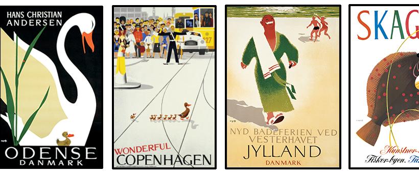 Se flere Viggo Vagnby plakater her.<br>