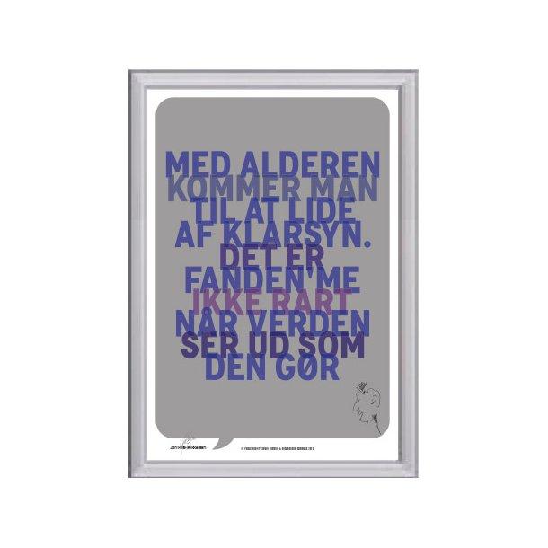 Friis-Mikkelsen, Med alderen kommer...