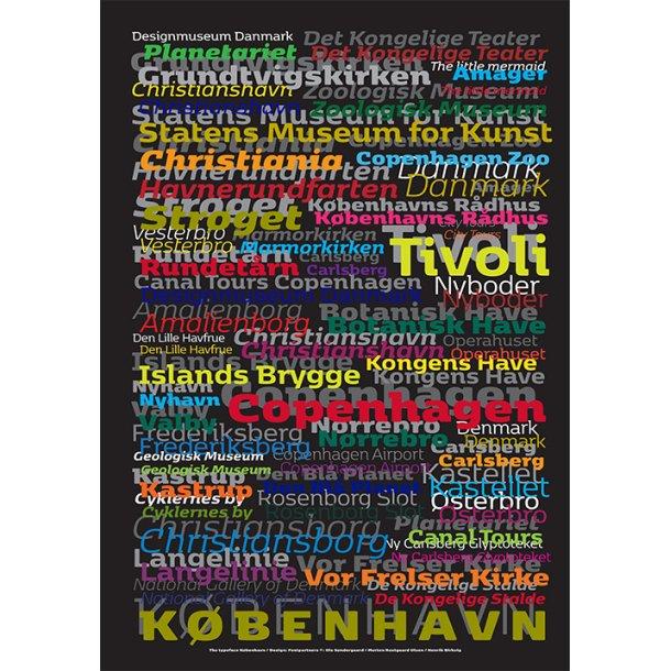 Fontpartners, The Typeface København / 1