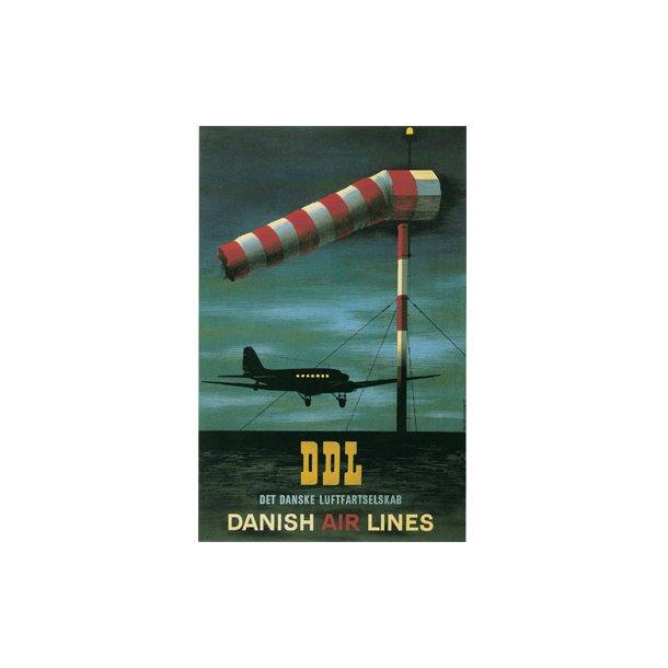 Andersen, DDL, Danish Air Lines