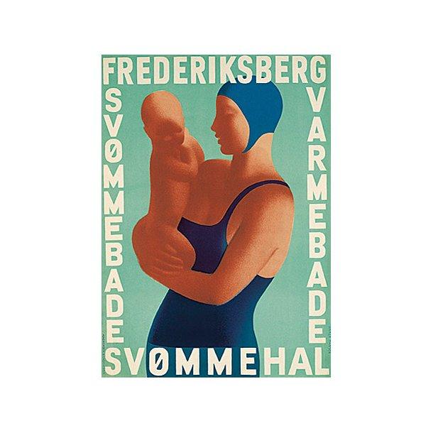 I Frb. Svømmehal - Hansen, Aage, AU - Frederiksberg Svømmehal