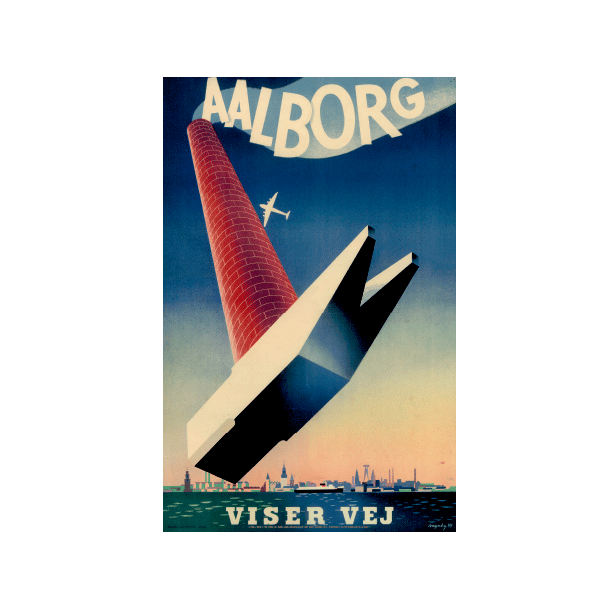 Vagnby, Viggo, E -  Aalborg