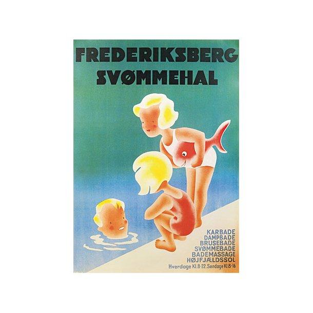 I Frb. Svømmehal - Smith, Frederiksberg Svømmehal Børn