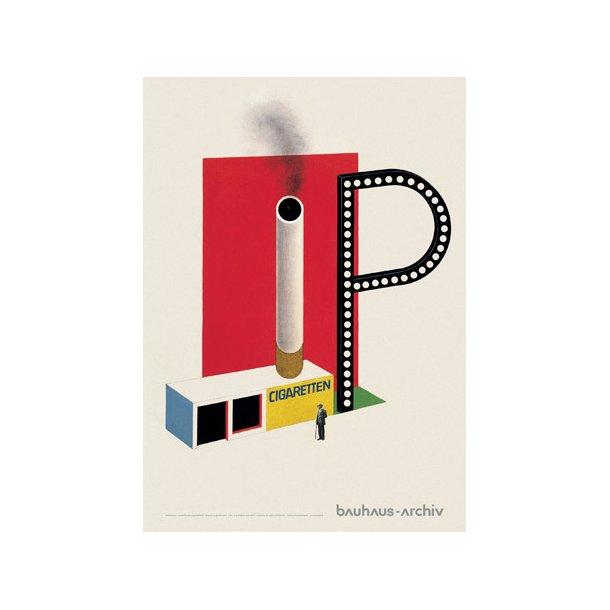 Bauhaus, Bayer - Cigarettenkiosk