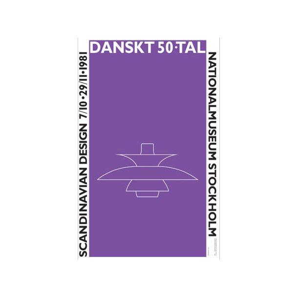 Bonfils, Dansk 50-tal - PH Lampe