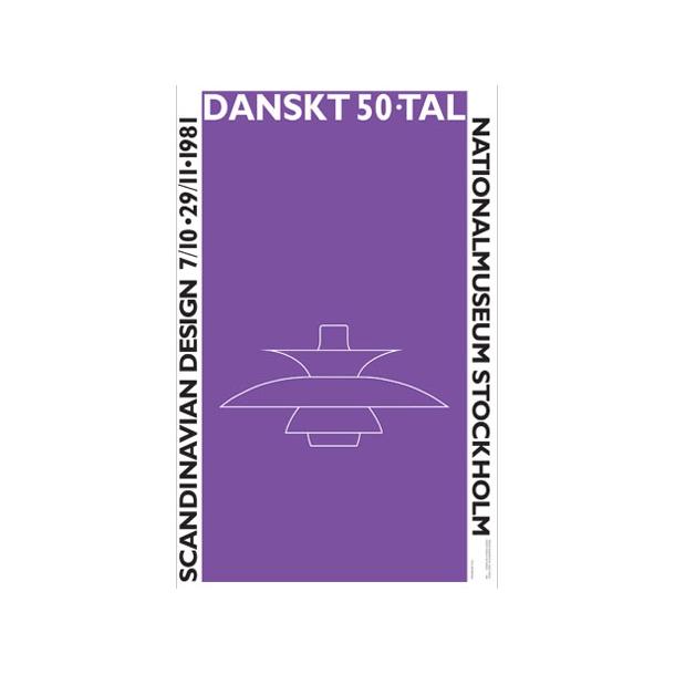 Dansk 50-tal - PH Lampe