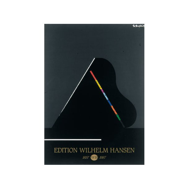 Bonfils, Edition Wilhelm Hansen