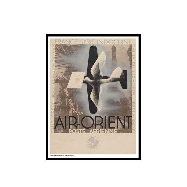 Cassandre, 1932 - Air-Orient