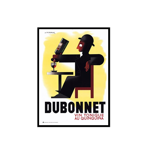 Cassandre, 1932 - Dubonnet