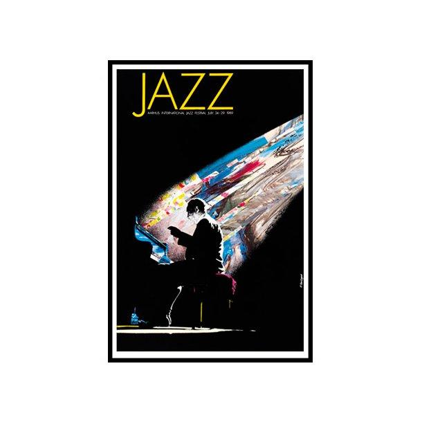 Nygaard, Aarhus International Jazz Festival 1989 a tribute to Duke Ellington