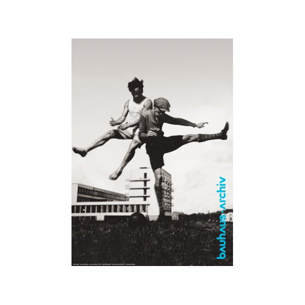Bauhaus, Foto - Jump over the Bauhaus