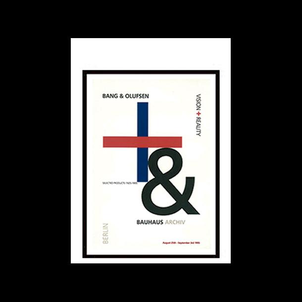 Bang og Olufsen, Bang og Olufsen - Bauhaus postkort / B 6