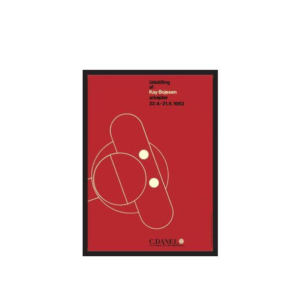 Bonfils - D - Udstilling af Kay Bojesen / B 27