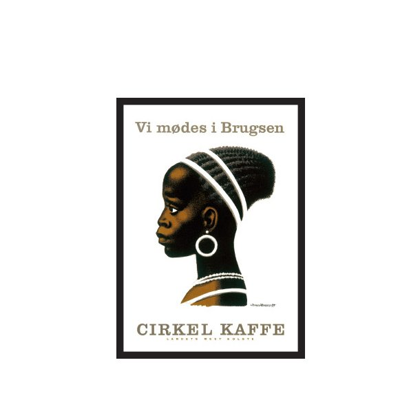Hypermoderne Hansen, Aage, AB - Kaffepigen - Vi mødes i Brugsen / H 5 - Mini TF-48