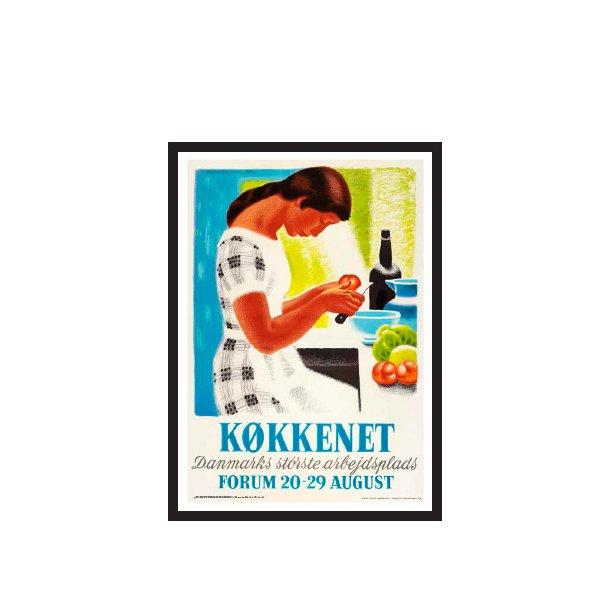 Hansen, Aage, AR - Køkkenet / H 11