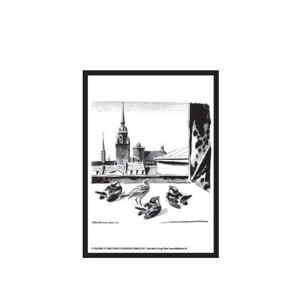 Hansen, Dyrene derude - 4 spurve / H 27