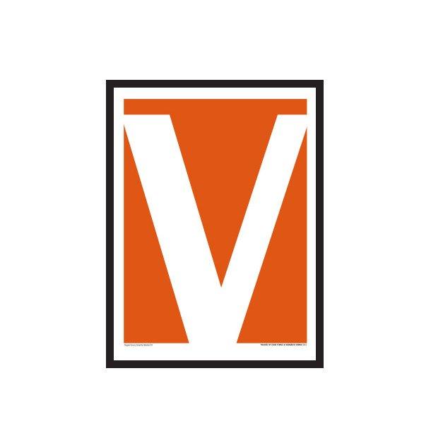 Stabel, Bogstavet V / S 10