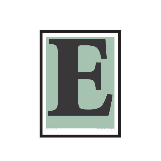 Stabel, Bogstavet E / S 11