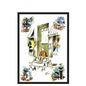 Fin Matador plakater - Permild & Rosengreen JN-46