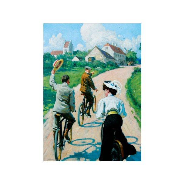 Carlsberg, Cykel