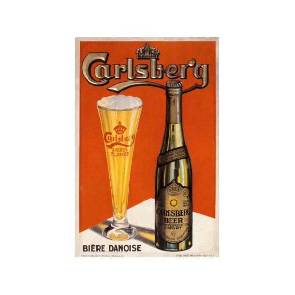 Carlsberg, Biere Danoise