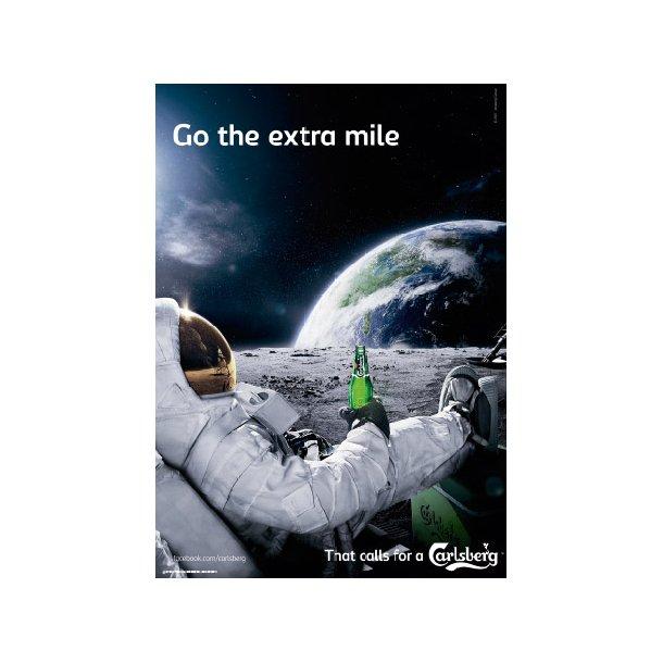 Carlsberg, Spaceman