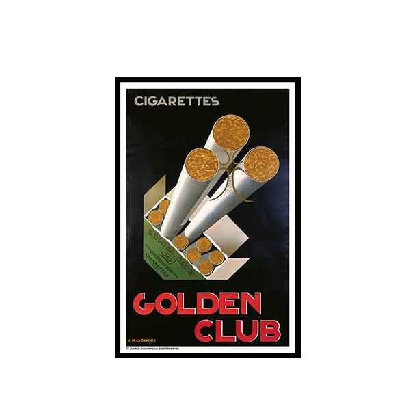 Cassandre, 1926 - Golden Club