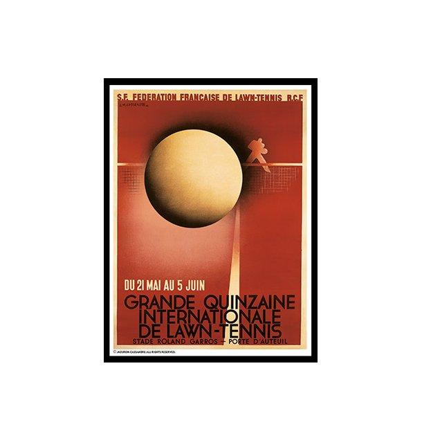 Cassandre, 1932 - Lawn Tennis