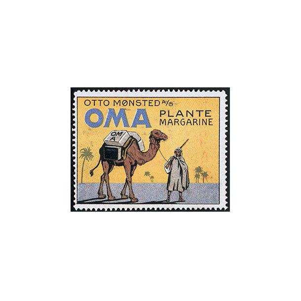 Mønsted, OMA - Plante margarine