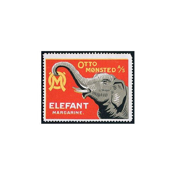 Mønsted, Elefant margarine