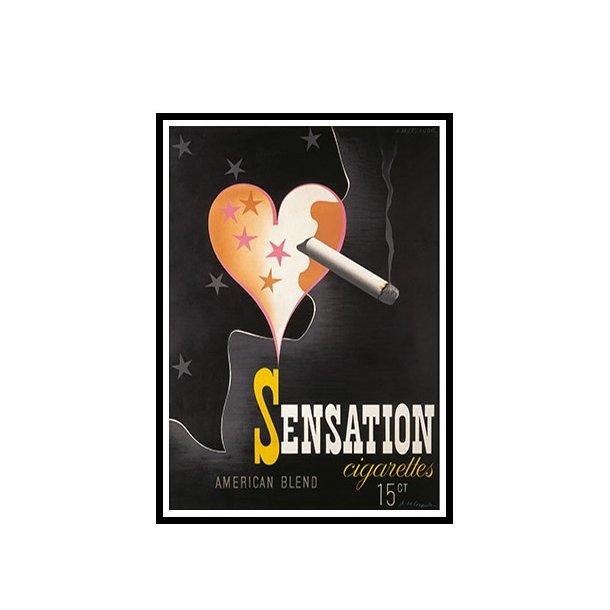 Cassandre, 1937 - Sensation