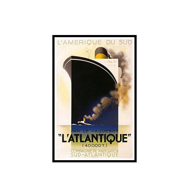 Cassandre, 1931 - L'Atlantique