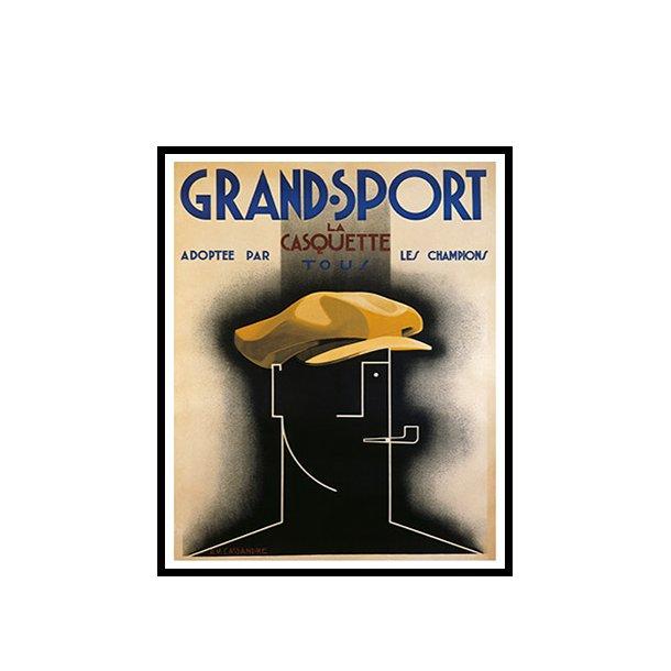 Cassandre, 1925 - Grand Sport