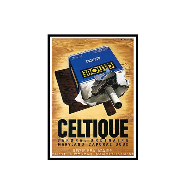 Cassandre, 1934 - Celtique