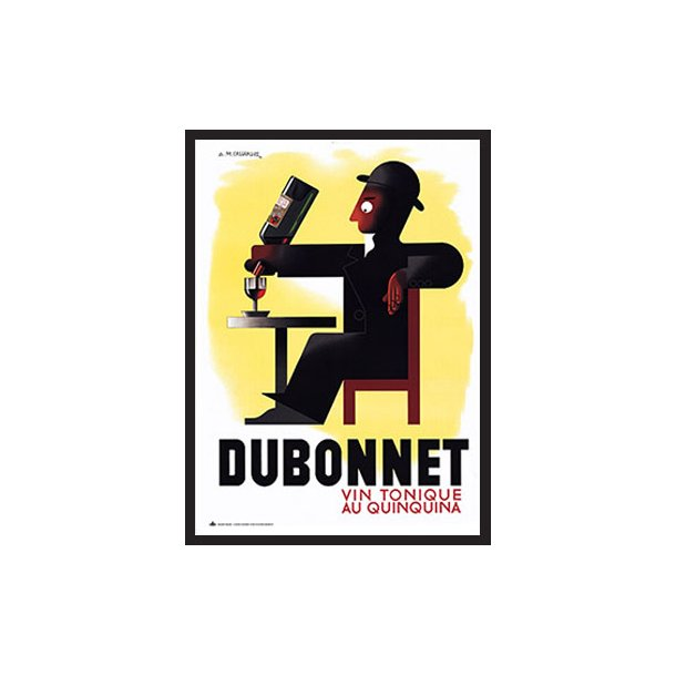 Cassandre, 1932 - Dubonnet / C 22
