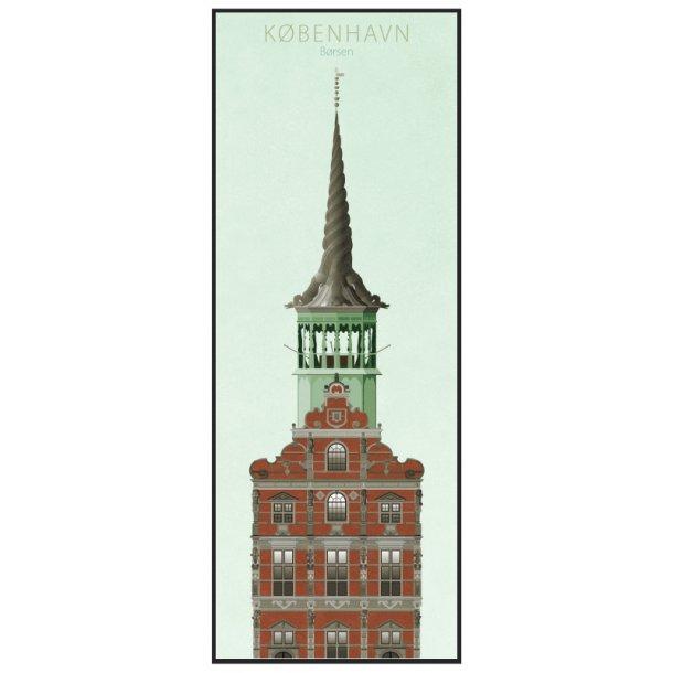 Jal, Københavns tårne, Børsen