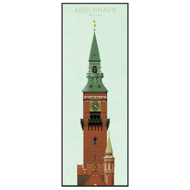 Jal, Københavns tårne, Rådhuset