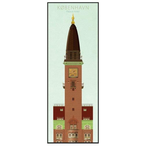 Jal, Københavns tårne, Palace Hotel