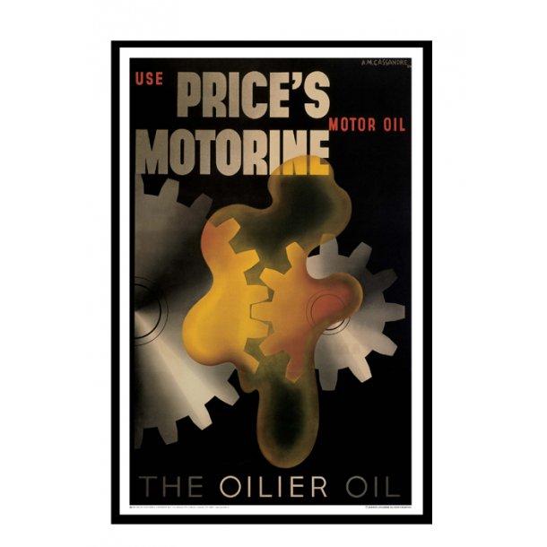 Cassandre, 1934 - Price's Motorine