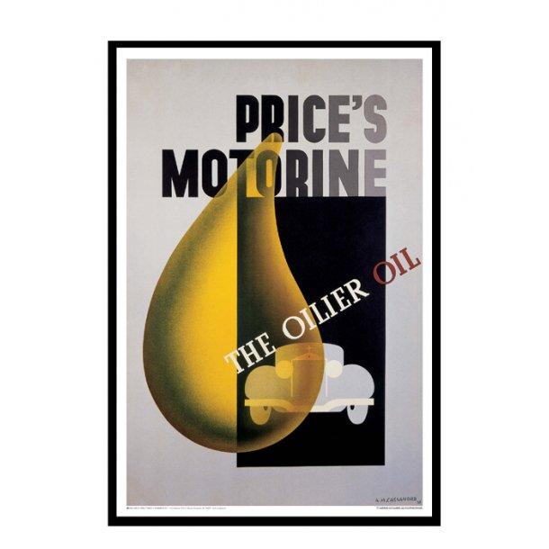 Cassandre, 1935 - Price's Motorine
