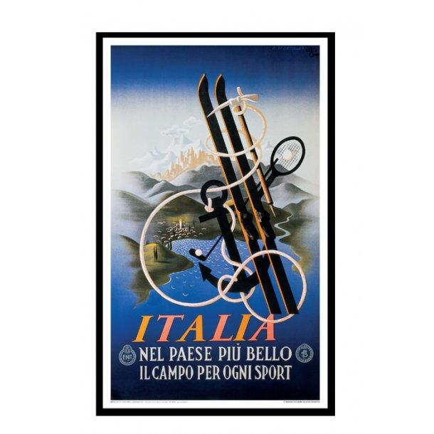 Cassandre, 1936 - Italia Sport
