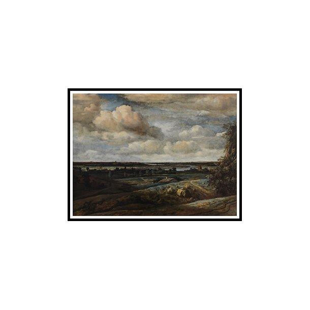 Koninck, Hollandsk panorama-landskab