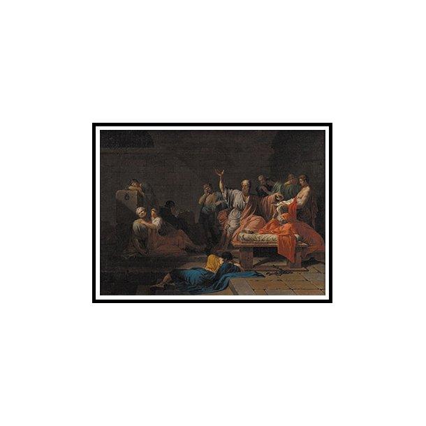 Peyron, Sokrates' død