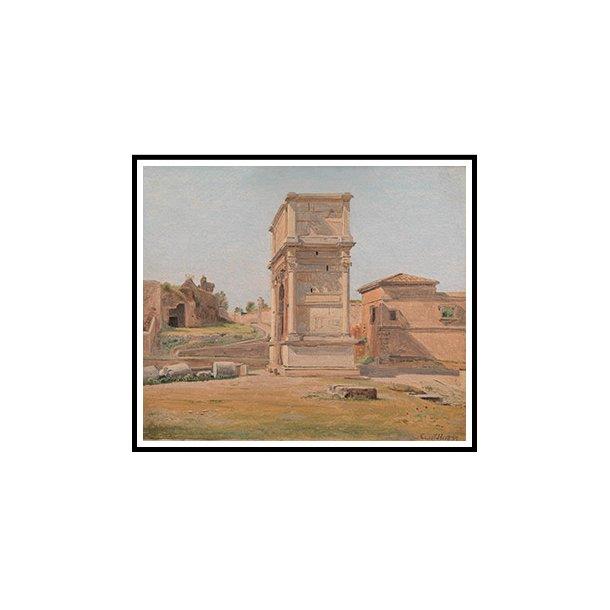 Hansen, Titusbuen i Rom