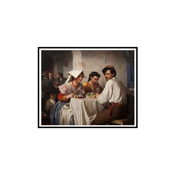 Bloch, Fra et romersk osteria