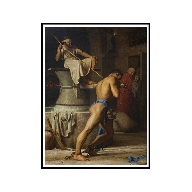 Bloch, Samson hos filistrene