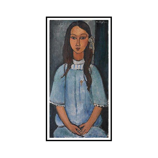 Modigliani, Alice