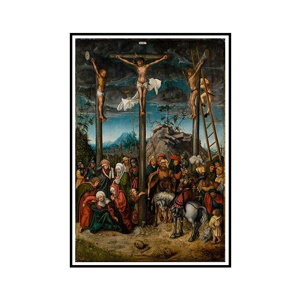 Cranach den Ældre, Korsfæstelsen