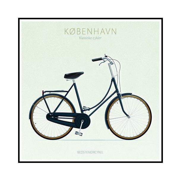 Jal, Cykel - Bedstemorcykel