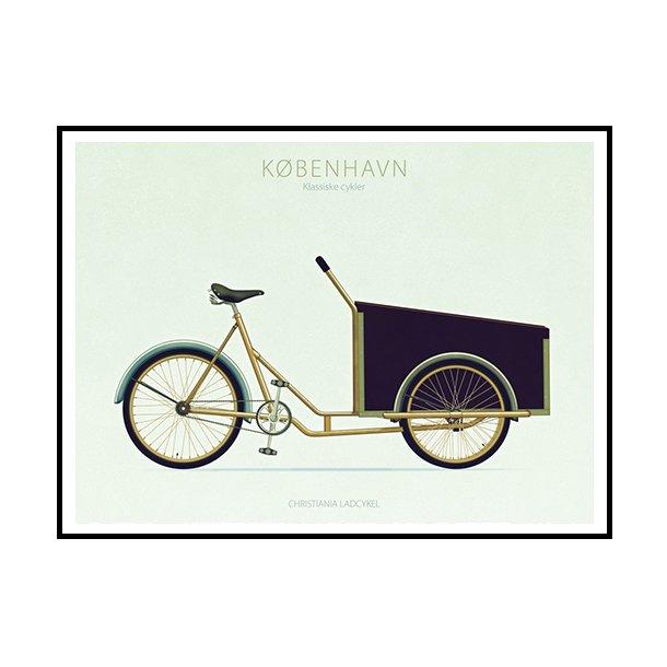 Jal, Cykel - Christiania Ladcykel